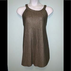 NWT TORRID 3(3X/22-24) GODDESS ACCORDION TANK TOP